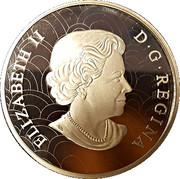 30 Dollars - Elizabeth II (The Great Horned Owl) – obverse