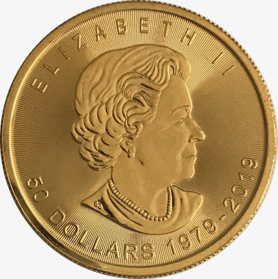 50 Dollars - Elizabeth II (GML 40th Anniversary