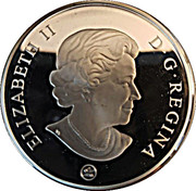 30 Dollars - Elizabeth II (IMAX) – obverse