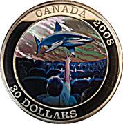 30 Dollars - Elizabeth II (IMAX) – reverse