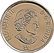 5 Cents - Elizabeth II (Living Traditions) -  obverse