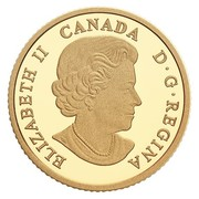 10 Dollars - Elizabeth II (The 1919 Sovereign: 100th Anniversary of the Last Issue) – obverse