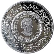 500 Dollars - Elizabeth II (Brilliant Mastery in Canada) -  obverse