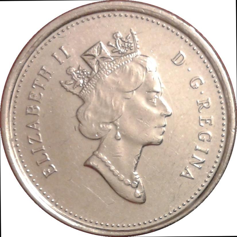 Canada 1993 10 cents Elizabeth II Canadian Dime Lot #O98