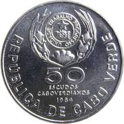 50 Escudos (FAO) – obverse