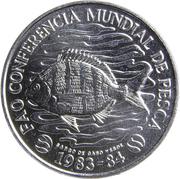 50 Escudos (FAO) – reverse