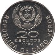 20 Escudos -  obverse