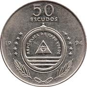 50 Escudos (Macelina) – obverse