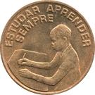 1 Escudo (FAO) – reverse