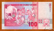 100 Escudos – reverse