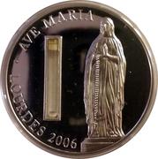 50 Escudos (Lourdes) – reverse