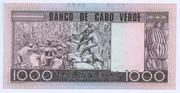 1000 Escudos -  reverse