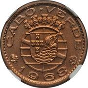 50 Centavos (Prova) – obverse
