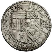 1 Thaler - Karl II Franz von Innerösterreich (Klagenfurt) -  obverse