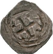 1 Pfennig - Berthold III. von Andechs-Meranien – obverse