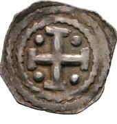 1 Pfennig - Berthold III. von Andechs-Meranien – reverse