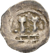 1 Pfennig - Ulrich II – obverse