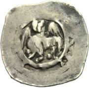 1 Pfennig - Bernhard von Spanheim -  reverse