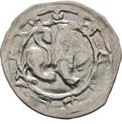 1 Pfennig - Bernhard von Spanheim – reverse