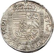 1 Thaler - Karl II Franz von Innerösterreich (Klagenfurt) – reverse
