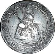 1 Thaler - Ferdinand Archduke (Klagenfurt) – obverse