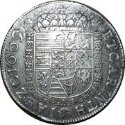 1 Thaler - Ferdinand Archduke (Klagenfurt) – reverse