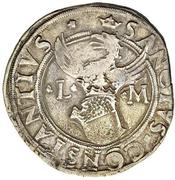 12 Soldi - Ludovico II – reverse
