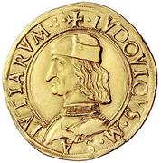 Doppio Ducato - Ludovico II – obverse