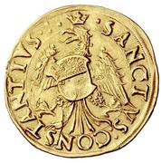 Doppio Ducato - Ludovico II – reverse