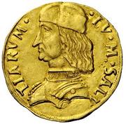 1 Ducato - Ludovico II – obverse