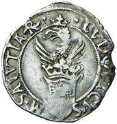 1 Soldino - Ludovico II – obverse