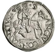 1 Cavallotto - Francesco I -  obverse
