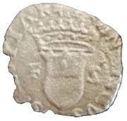 1 Soldino - François de Saluces – obverse