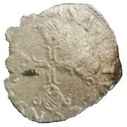 1 Soldino - Francesco di Saluzzo – reverse