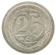 25 Centimes (Carpentras) – reverse