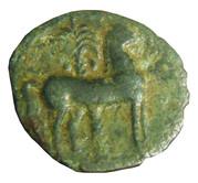 Zeugitane - Unité de Carthage – reverse