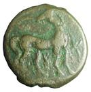 Æ Shekel (Carthage) – reverse