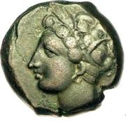 Bronze Æ16 (Carthage) – obverse