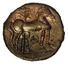 Trishekel (Carthage) – reverse