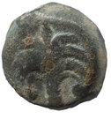 Bronze Æ18 (Carthage) – obverse