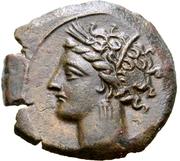 Bronze Æ28 – obverse