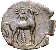 Bronze Æ28 – reverse