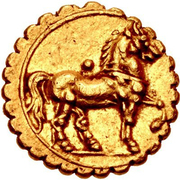 2/5 Stater – reverse