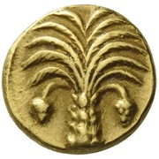 1/4 Stater – reverse