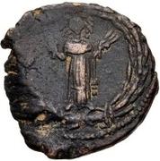 42 Nummi (Regular legend) – obverse