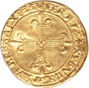 1 Scudo d'Oro - Guglielmo VII -  reverse