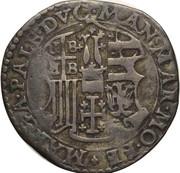 1 Cavallotto - Francesco III – obverse