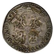 1 Cavallotto - Francesco III – reverse