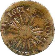 1 Soldo - Carlo II – reverse