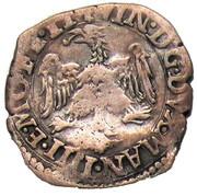 Parpagliola or Cavalotto - Vincenzo I of Mantua – obverse